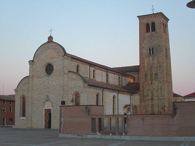 Foto della Cattedrale di Concordia Sagittaria in provincia di Venezia