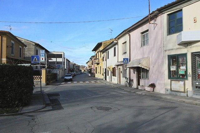 Foto di Gello, frazione di San Giuliano Terme in provincia di Pisa