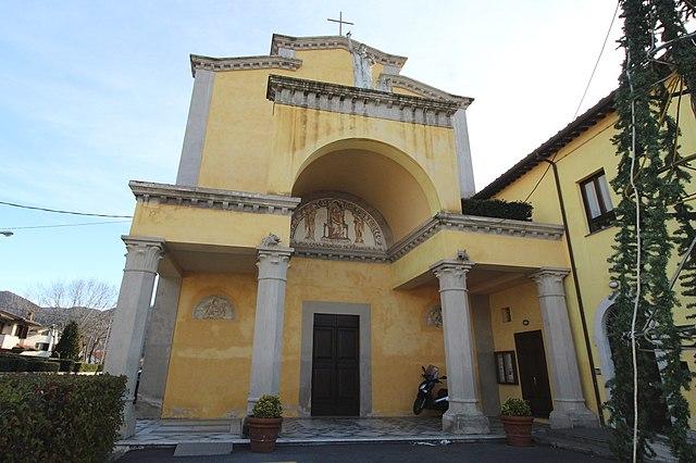 Foto della Chiesa di San Giovanni Evangelista a Gello