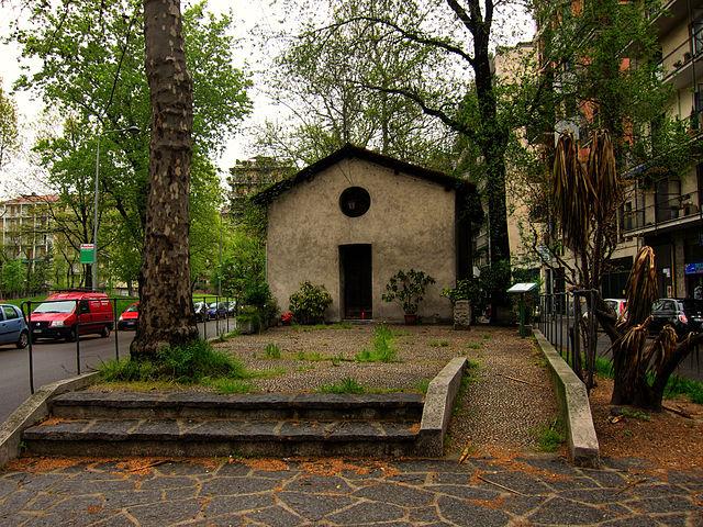 Foto del quartiere Lorenteggio a Milano