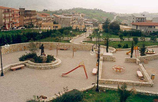 Foto di Giardinello in provincia di Palermo dove abitava Ana Maria Lacramioara Di Piazza