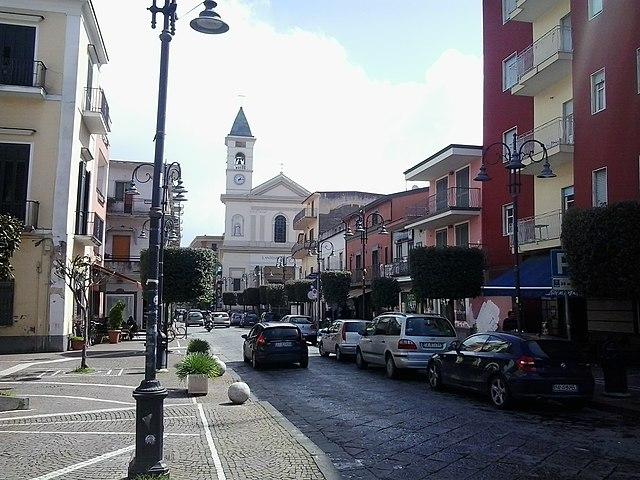 Foto di Poggiomarino, comune in provincia di Napoli