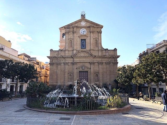 Foto della Parrocchia Madrice di Bagheria in provincia di Palermo