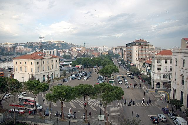 Foto di Pescara, capoluogo della regione Abruzzo dove viveva la famiglia Filippone