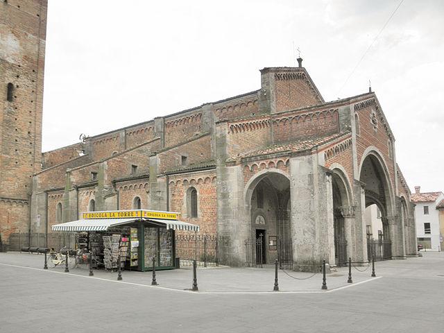 Foto di Rivolta D'Adda in provincia di Cremona, paese d'origine della coppia prima del trasferimento a Palazzo Pignano