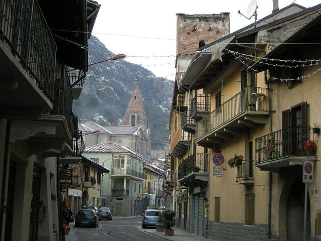 Foto di Sant'Ambrogio di Torino, paese d'origine di Alice Bredice