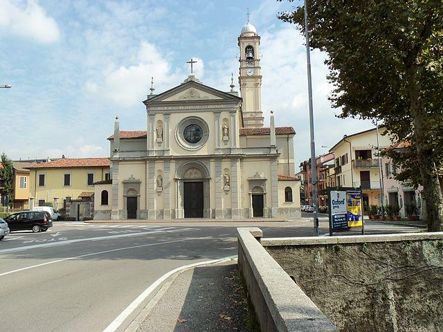 Foto di Seveso in provincia di Monza Brianza dove viveva Valeria Bufo insieme alla sua famiglia