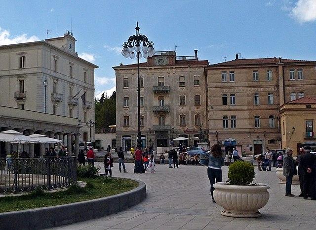 Foto di Vallo Della Lucania in provincia di Salerno