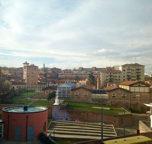 Foto del quartiere Porto di Bologna