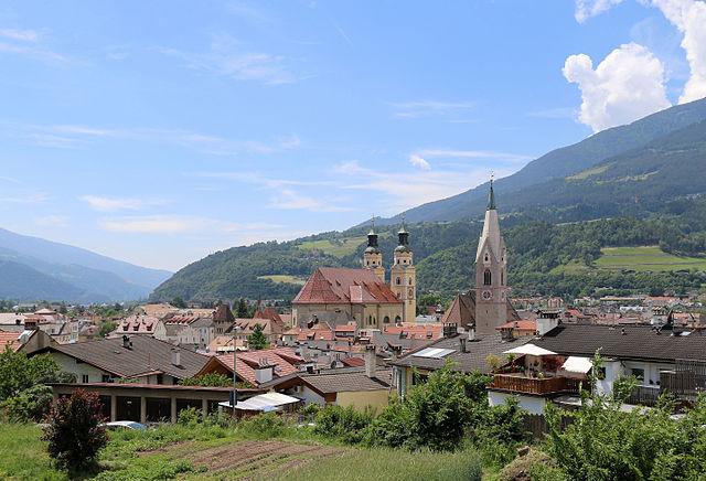 Foto panoramica di Bressanone