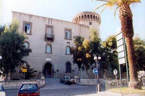 Foto del Castello di Caivano, comune della provincia di Napoli