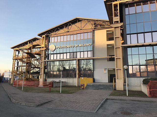 Foto del Campus Bovisa La Masa del Politecnico di Milano, a pochi passi dal luogo dell'aggressione