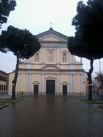 Foto della Chiesa parrocchiale di San Giovanni Battista a Cisliano in provincia di Milano