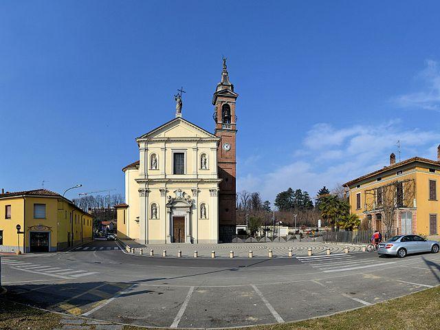 Foto della Parrocchia Sacra Famiglia in Ghiaie a Bonate Sopra in provincia di Bergamo