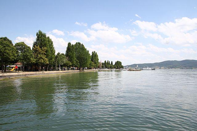 Magione è uno dei comuni della regione Umbria che si affacciano sul lago Trasimeno