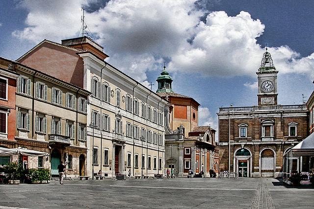 Foto di Piazza del Popolo a Ravenna