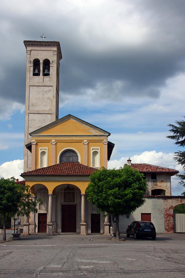 Foto del Santuario della Madonna delle Grazie a Trecate
